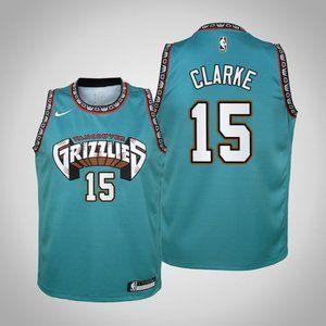 Women Memphis Grizzlies Brandon Clarke Jersey